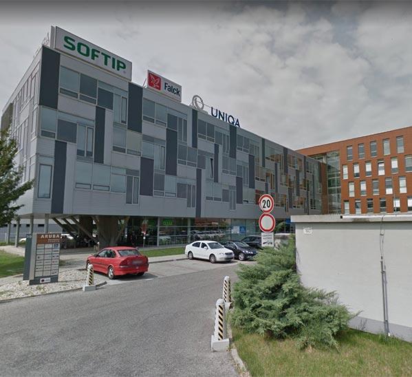 MHS Legal sídlo spoločnosti